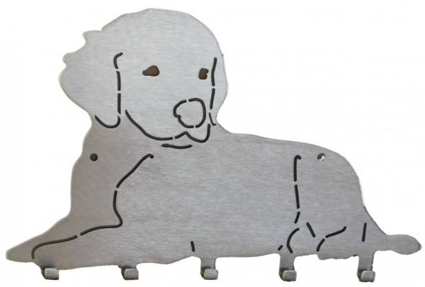 Schlüsselbrett Hund